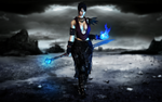 (ER) The witch of the wilds - Morrigan (+18)