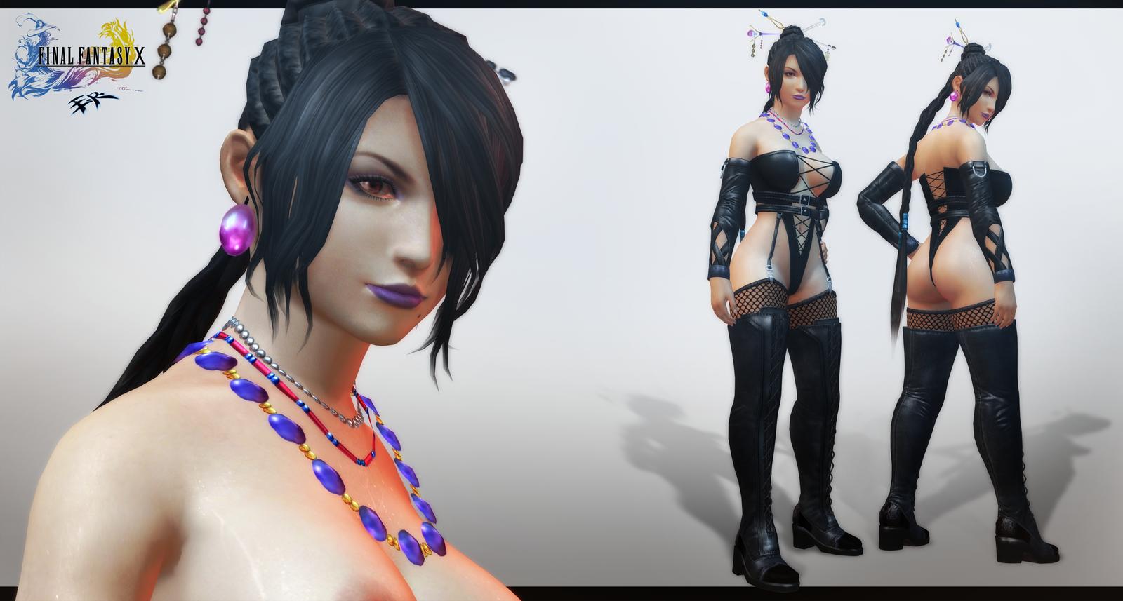 Final Fantasy X Sexy er) ffx - sexy luluiireii on deviantart