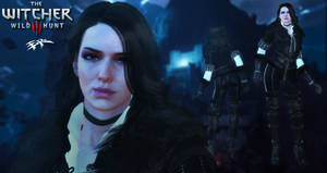 (ER) Witcher 3 - Yennefer (default)