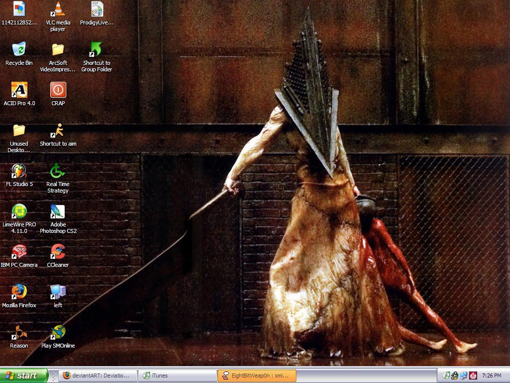 Silent Hill by MrLMU