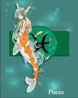 Pisces by AlexandraHaley