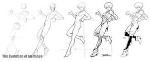 v3.5 Avatar Sketch to Inks