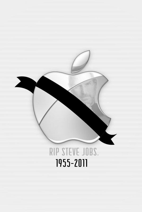 RIP Steve Jobs. 1955-2011 by DaggerPoint