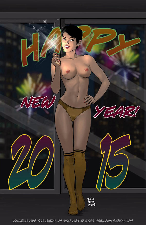 Happy 2015 Charlie by DaggerPoint