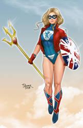 Commission: Britannia