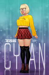 Girls of 408 Introducing CYAN