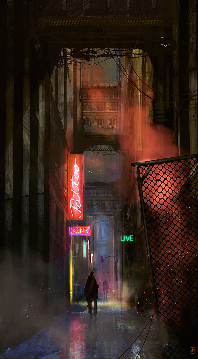 DOWN_THE_STREET