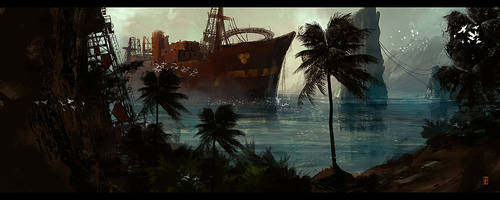 LANDSCAPE_SPEEDPAINTING_10012012 by donmalo