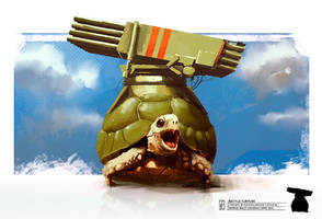 TURTLE_STYLE_EXPLORATION 02 by donmalo