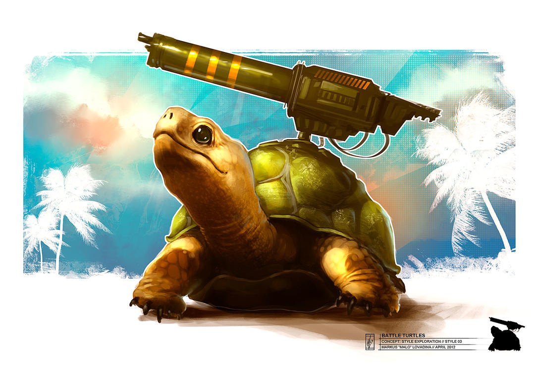 TURTLE_STYLE_EXPLORATION 03 by donmalo