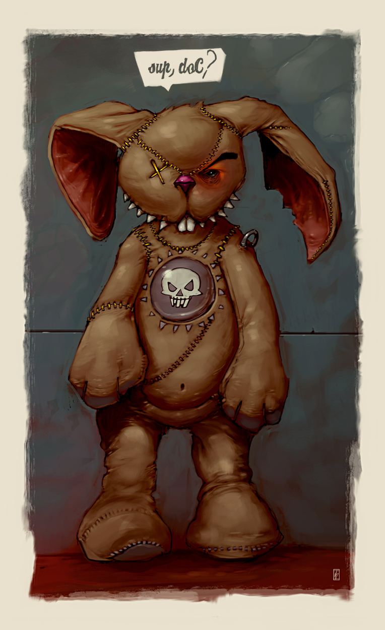 BUNNY_CONCEPT by donmalo