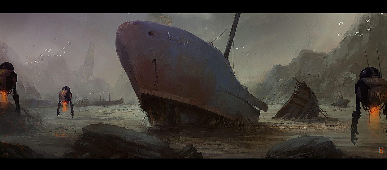 SHIP_WRECKS by donmalo