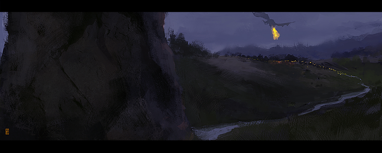 LANDSCAPE_DOODLE_THING by donmalo
