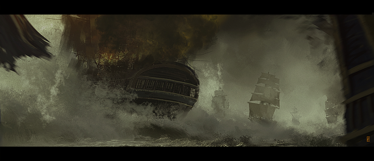 SEA_BATTLE by donmalo
