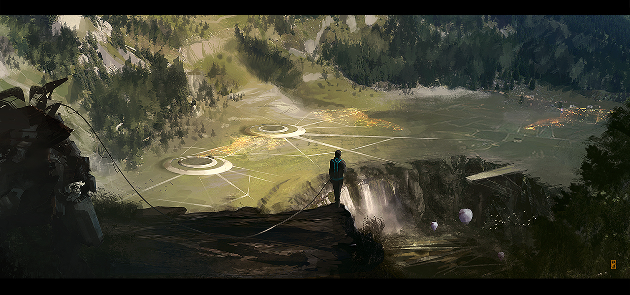 VALLEY by donmalo