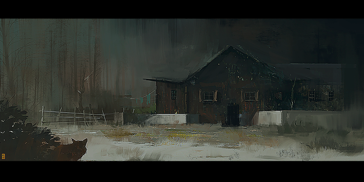 FOREST_SHACK by donmalo