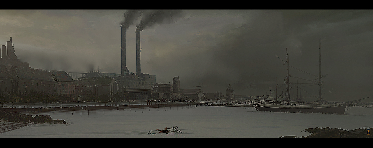 FACTORIES by donmalo