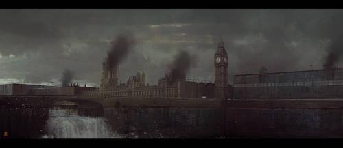 LONDON_BLOCKADE by donmalo
