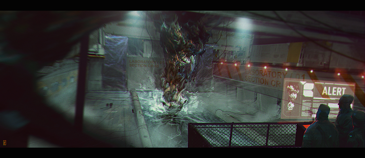 OUTBREAK by donmalo