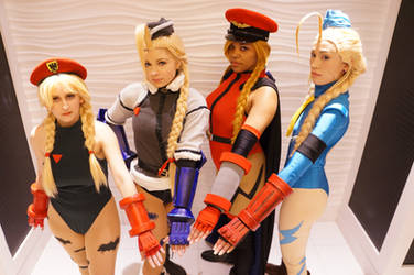 Collection of Cammy's! by MagikShroom