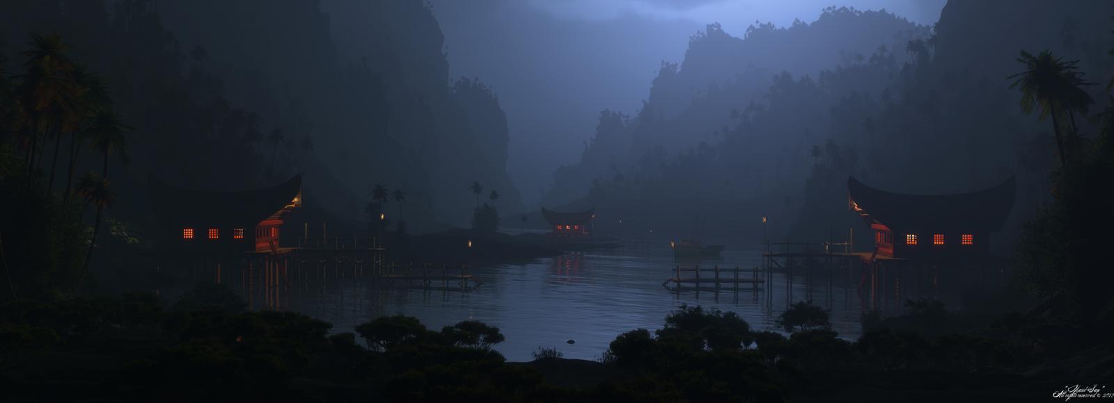 Dragon Bay© by Massi-San