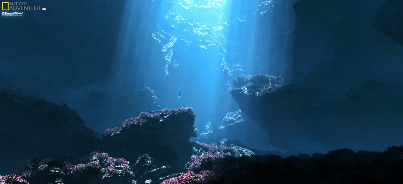 The Maya Cave© by Massi-San