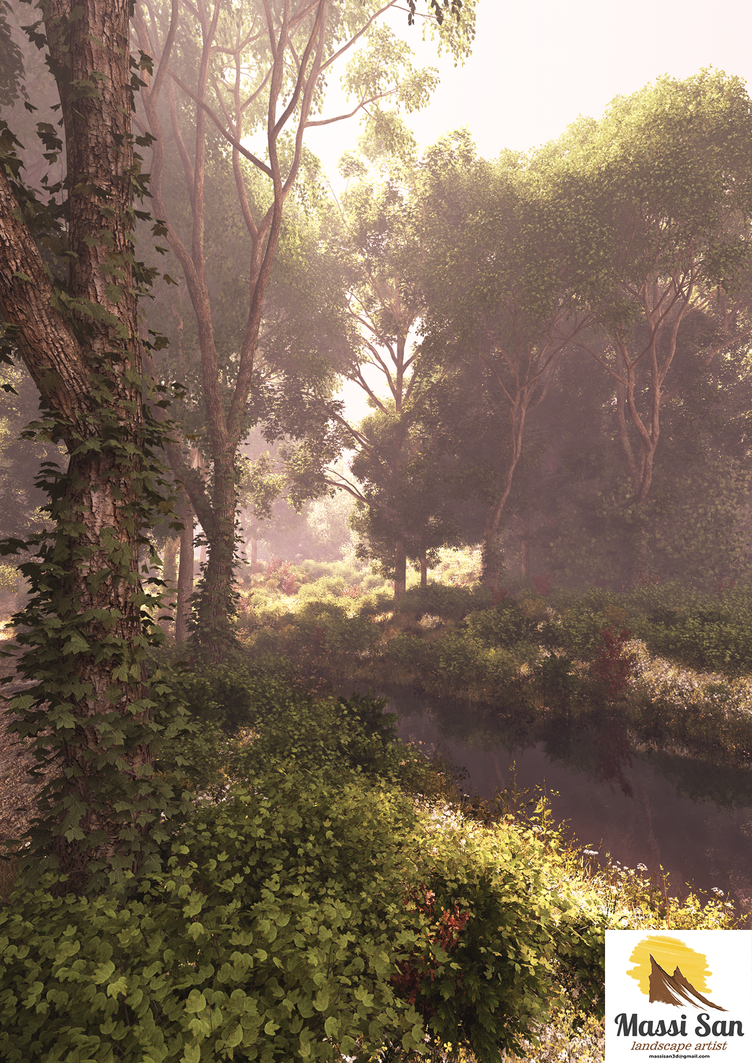 Hickers Path 2015 V2 by Massi-San