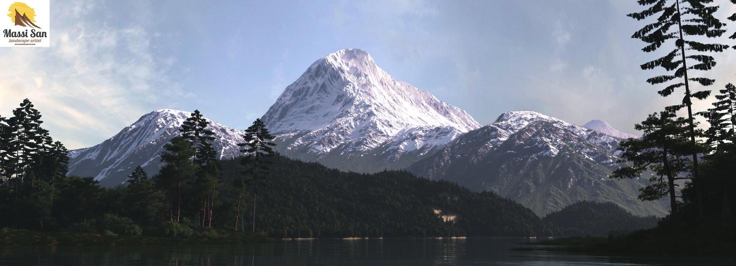 The White Peak Cgs by Massi-San
