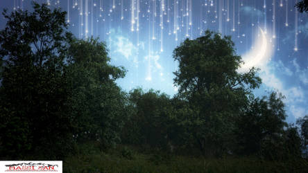 So Peaceful Night Small