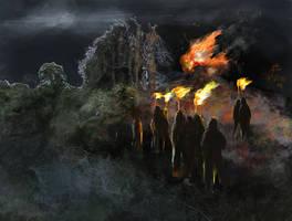 Riddley Walker - we done the berning