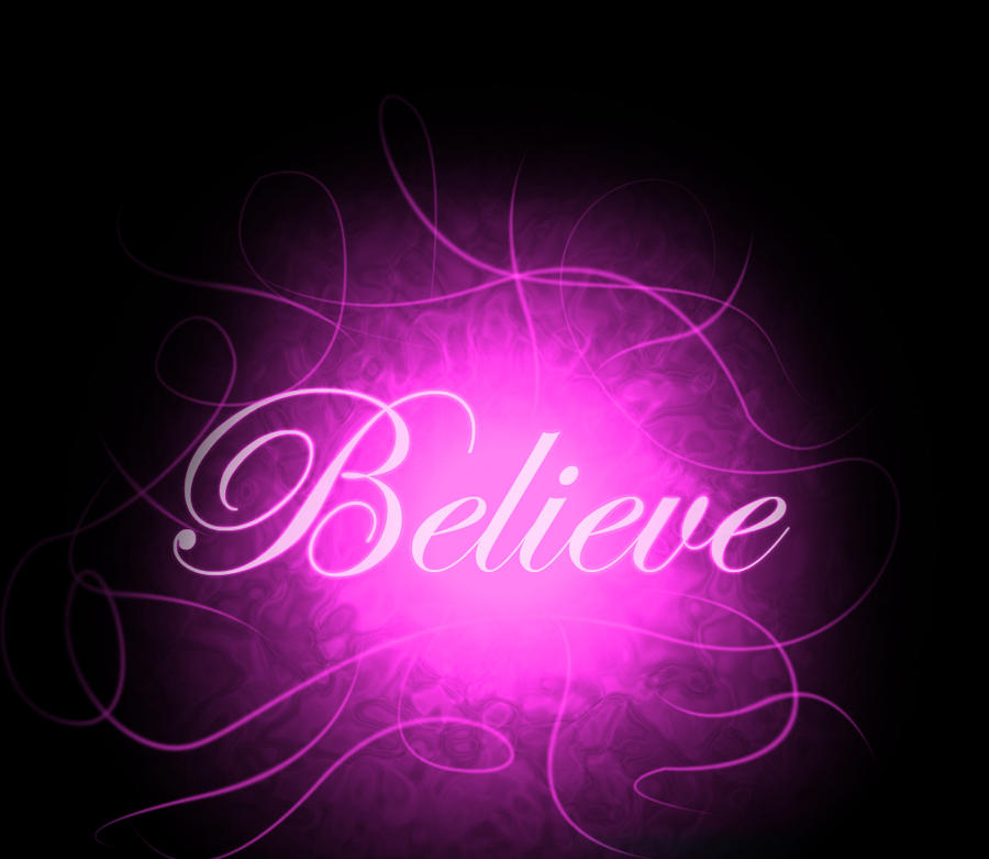 Believe for purrrplcat by Digital-Musicain
