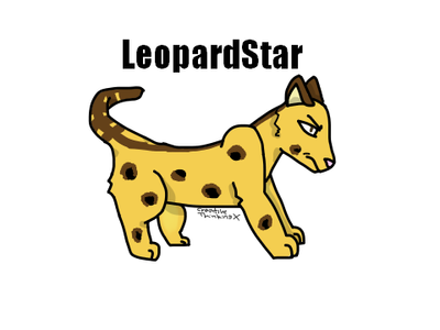 LeopardStar by Creative-Thinking-x