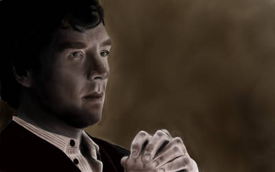 Sherlock by atlantiss505