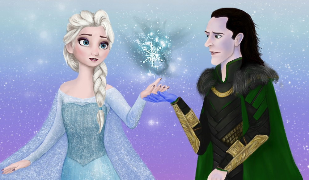 The Cold Never Bothered Me Anyway by atlantiss505
