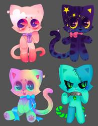 kitten march (open flatsale)