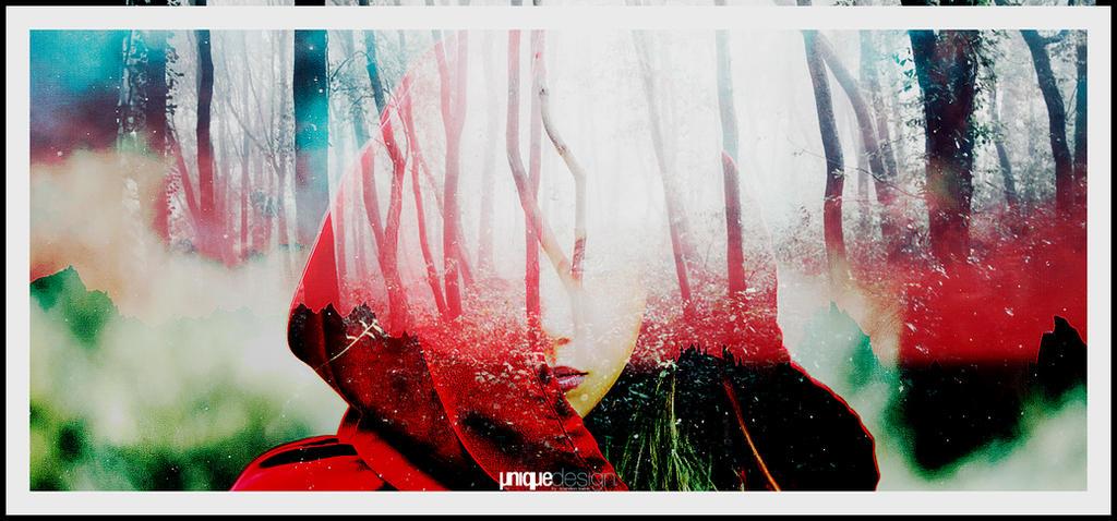 red riding hood. by nexxsuss