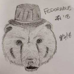 Fedorable by StormcallerZef