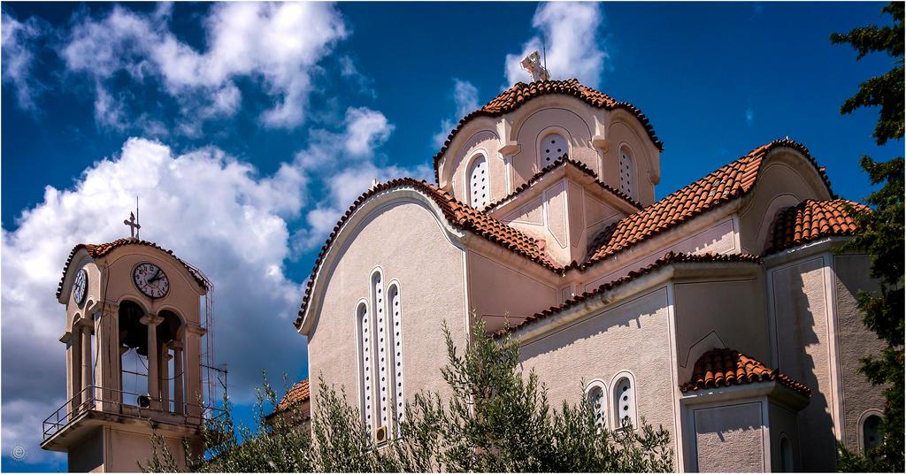 Village Church0001 by etsap