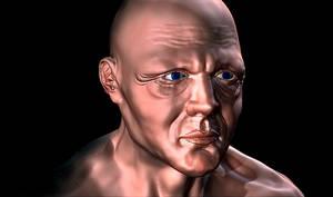 Human Head - ZBrush