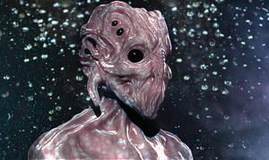 Alien Sculpt - ZBrush