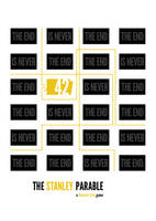 The Stanley Parable Poster by Strawbzz