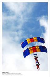 Parachutes by blacksheepzero