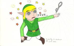 Poor Link: All Shaken Up