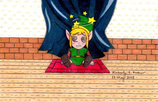 Poor Link: Game Over