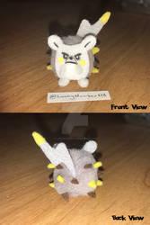 Pom-Pom Pokemon: Togedemaru (Angry)