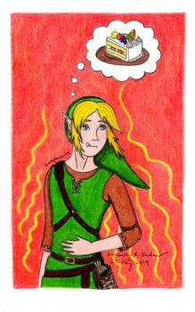 Poor Link: Got Food? (Version 2) REDO