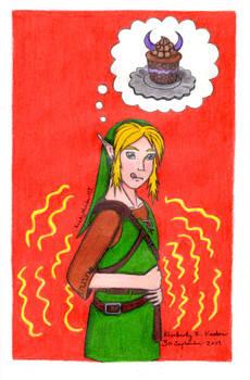 Poor Link: Got Food? (Version 1) REDO