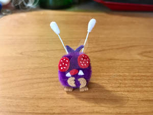 Pom-Pom Pokemon: Venonat