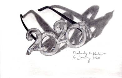 2020 Novelty Glasses