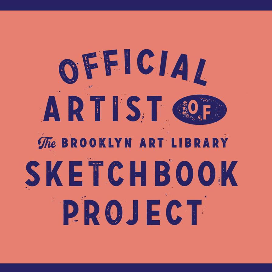 My Brooklyn Art Library badge